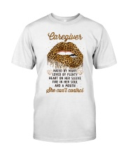 Caregiver: Mouth I can't control Classic T-Shirt thumbnail