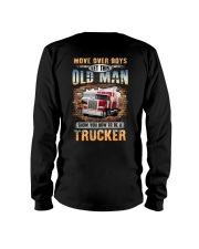 Let this Old Man show you How to be a Trucker Long Sleeve Tee thumbnail
