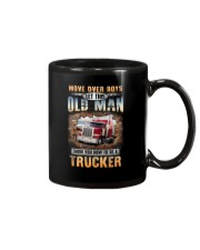 Let this Old Man show you How to be a Trucker Mug thumbnail