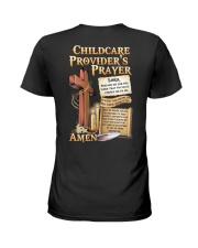 Childcare Provider's Prayer Ladies T-Shirt tile