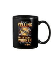 Sheet Metal Worker is not Yelling Mug thumbnail