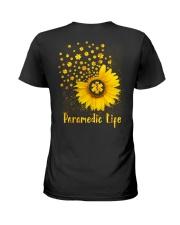 Sunflower Paramedic Ladies T-Shirt thumbnail