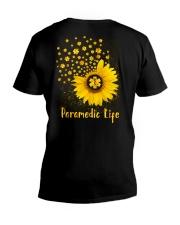 Sunflower Paramedic V-Neck T-Shirt thumbnail