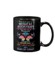 Medical Assistants are wonderful sassy crazy Mug thumbnail