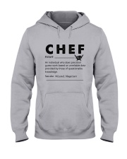 Chef dictionary Hooded Sweatshirt thumbnail