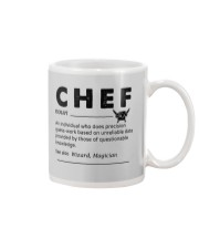 Chef dictionary Mug thumbnail