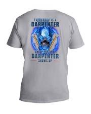 Until the real Carpenter shows up V-Neck T-Shirt thumbnail