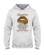 Awesome Dispatcher Hooded Sweatshirt tile
