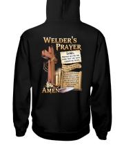 Welder's Prayer Hooded Sweatshirt tile