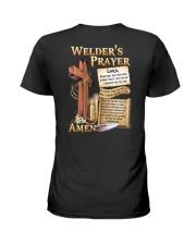 Welder's Prayer Ladies T-Shirt tile