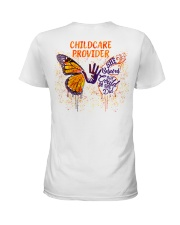 Childcare Provider She believed she could Ladies T-Shirt thumbnail
