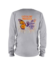 Childcare Provider She believed she could Long Sleeve Tee thumbnail