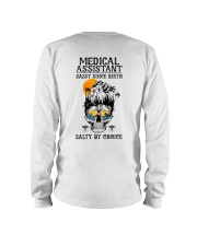 Medical Assistant Salty by Choice Long Sleeve Tee thumbnail