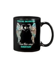 Postal Workers earn their wings everyday Mug thumbnail