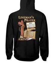 Lineman's Prayer Hooded Sweatshirt tile