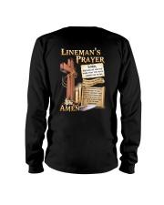 Lineman's Prayer Long Sleeve Tee tile