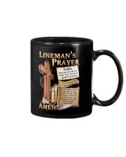 Lineman's Prayer Mug tile