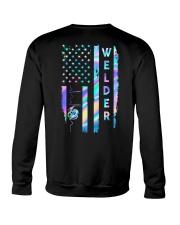Welder US Flag Crewneck Sweatshirt thumbnail