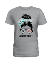 Carpenter Life Ladies T-Shirt thumbnail