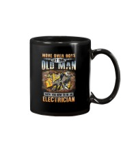 Let this Oldman show you How to be an Electrician Mug thumbnail