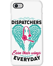 Dispatchers Earn their Wings Everyday Phone Case i-phone-8-case