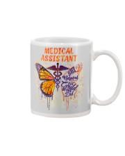 Medical Assistant She believed she could Mug tile