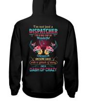 Dispatchers are wonderful sassy crazy Hooded Sweatshirt thumbnail