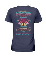 Dispatchers are wonderful sassy crazy Ladies T-Shirt back
