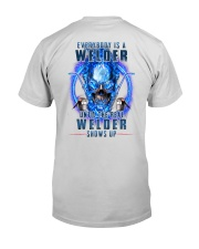 Until the real Welder shows up Premium Fit Mens Tee thumbnail