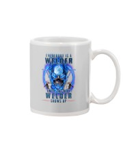 Until the real Welder shows up Mug thumbnail