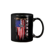 Proud American Nurse Mug thumbnail