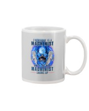 Until the real Machinist shows up Mug thumbnail