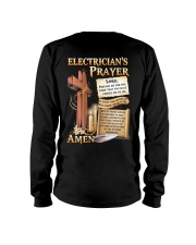 Electrician's Prayer Long Sleeve Tee thumbnail