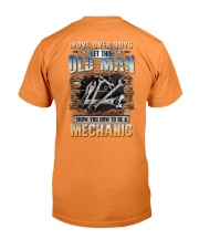 This Old man Show you How to be Mechanic Premium Fit Mens Tee thumbnail