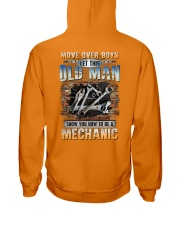 This Old man Show you How to be Mechanic Hooded Sweatshirt thumbnail