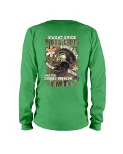 Strongest men become EMTs Long Sleeve Tee thumbnail