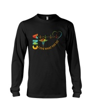 CNA: Love what you do Long Sleeve Tee thumbnail