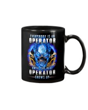 Everyone's an Operator until the real one shows up Mug thumbnail