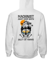 Machinist Salty by Choice Hooded Sweatshirt thumbnail