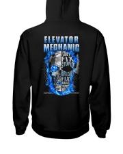 Awesome Elevator Mechanic Hooded Sweatshirt thumbnail
