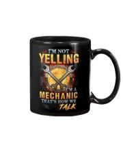 I am not yelling that's how mechanics talk Mug thumbnail