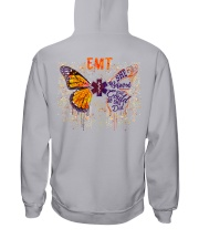 EMT She believed she could Hooded Sweatshirt thumbnail