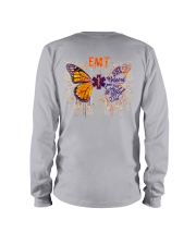EMT She believed she could Long Sleeve Tee thumbnail