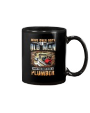 Let this Old Man show you How to be a Plumber Mug thumbnail