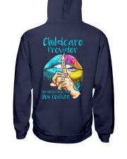 Childcare Provider Notices more than you realize Hooded Sweatshirt thumbnail