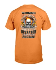 Operator: Annoy at your own risk  Premium Fit Mens Tee thumbnail