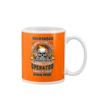 Operator: Annoy at your own risk  Mug thumbnail