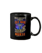 Old Man will show how to be a Nurse Mug thumbnail