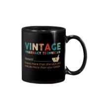 Vintage Pharmacy Technician Mug thumbnail