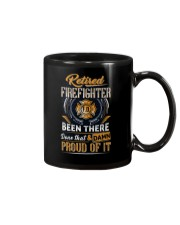 Retired Firefighter Mug thumbnail
